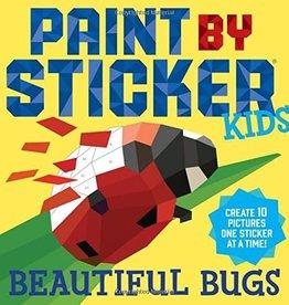 Workman Paint by Sticker: Beautiful Bugs