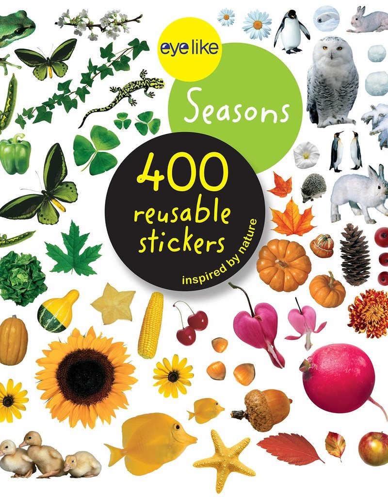 Workman Eyelike Stickers Seasons