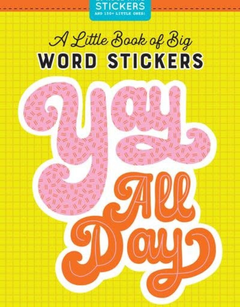 Workman A Little Book of Big Word Stickers