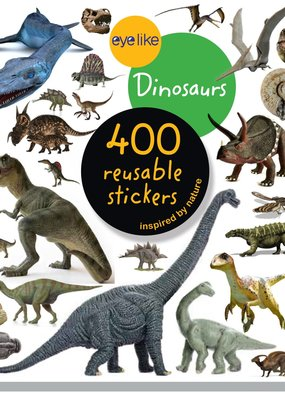 Workman Eyelike Stickers Dinosaurs