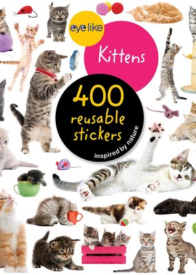 Workman Eyelike Stickers Kittens