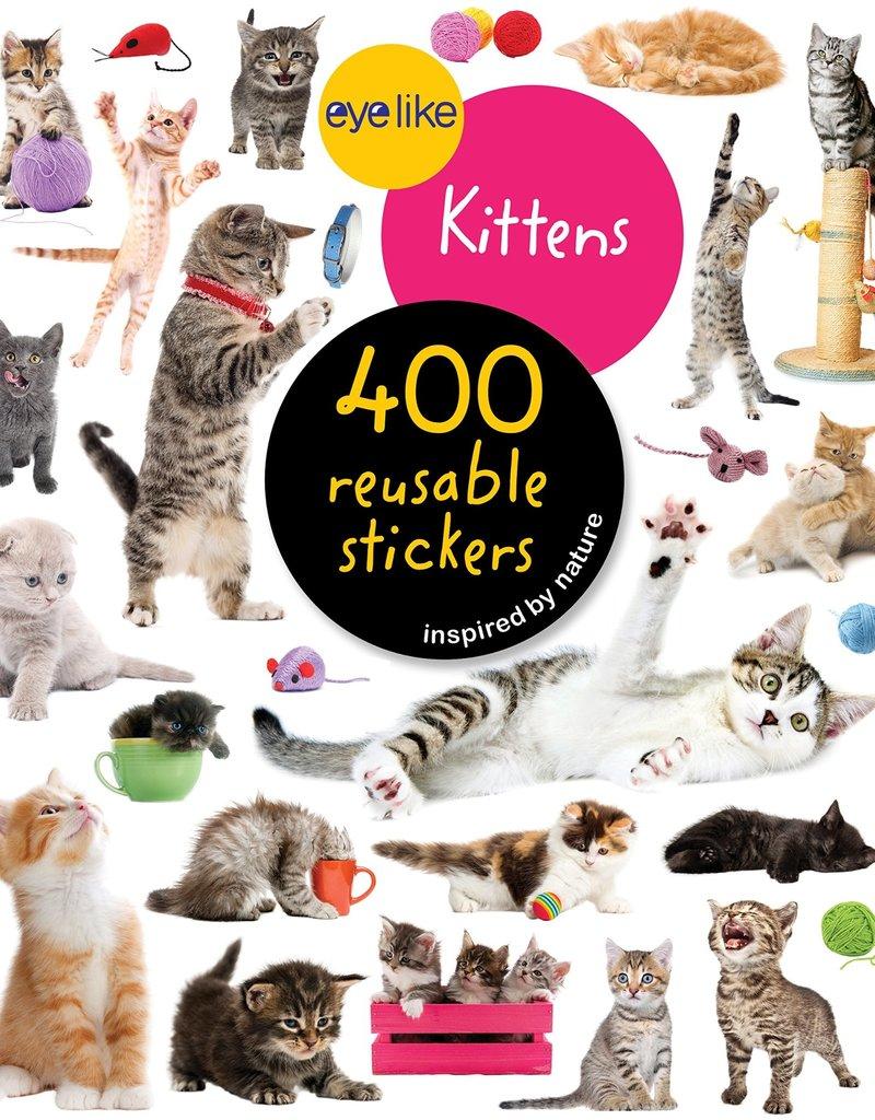 Workman Eyelike Stickers Kittens