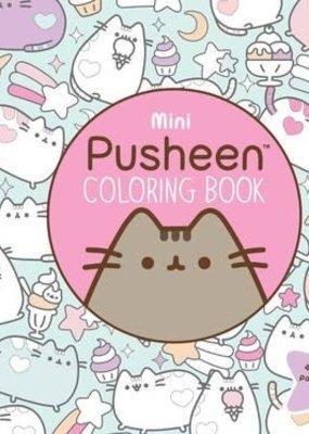 Simon & Schuster Mini Pusheen Coloring Book