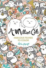 Sterling Coloring Book A Million Cats