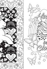 Simon & Schuster My Little Pony Retro Coloring Book
