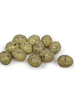 Midwest Design Bird Eggs Beige Speckled  .5 Inch 12 Piece Pack