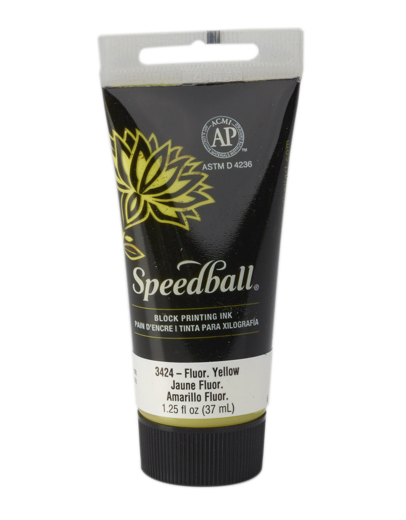 Speedball Block Ink Water-Based 1.3 Ounce
