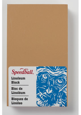 Speedball Linoleum Block 3 X 5 Inch