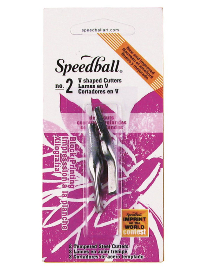 Speedball Linoleum Cutter Number 2