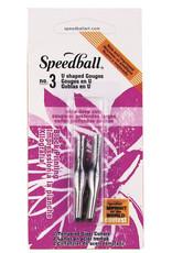 Speedball Linoleum Cutter Number 3