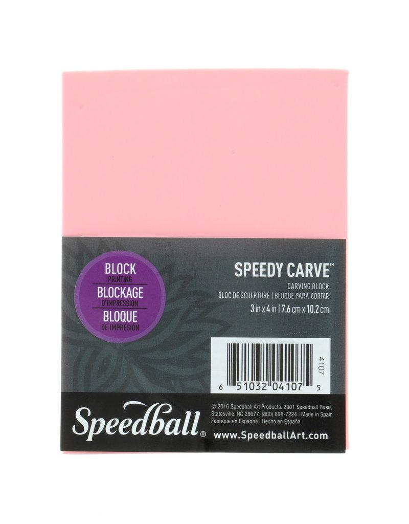 Speedball Speedy Carve Stamp Block 3 x 4 inch