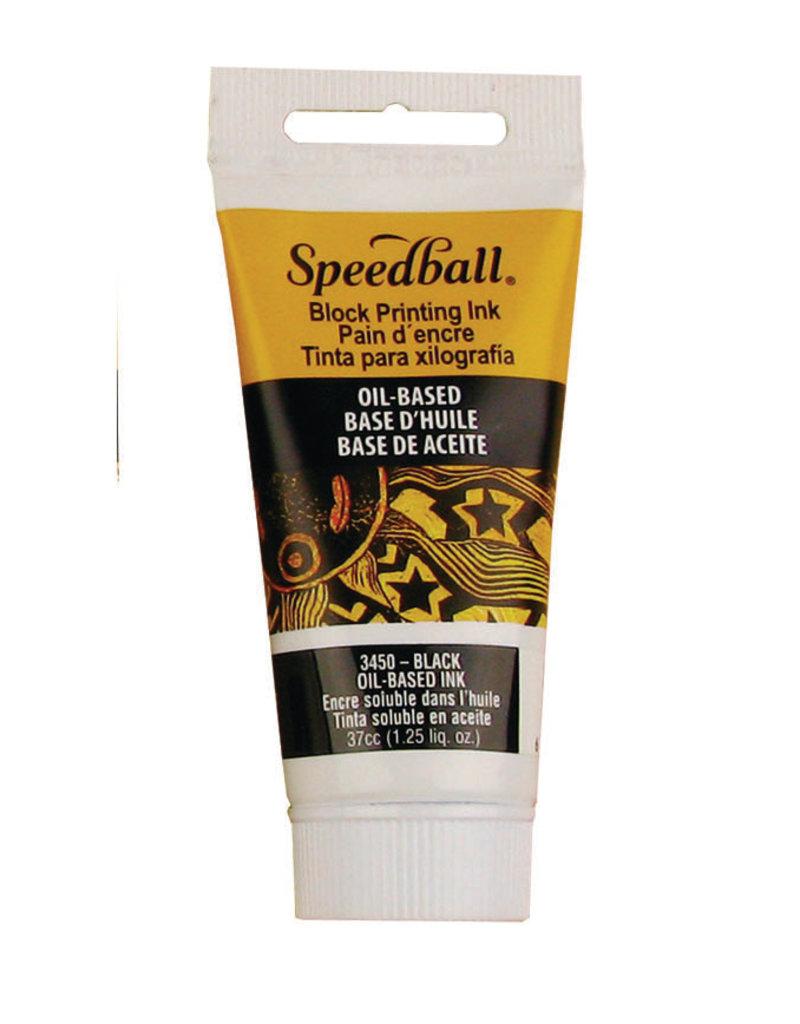 Speedball Block Ink Oil 1.3oz