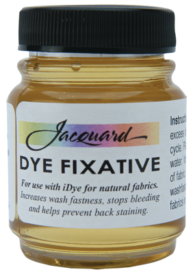 Jacquard Dye Fixative 3oz Jar