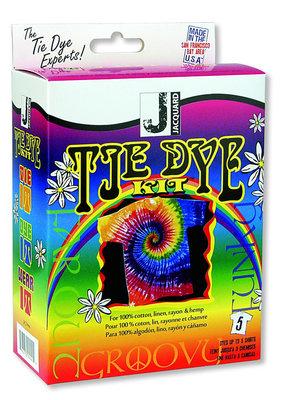 Jacquard Funky Groovy Tie Dye Kit