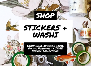 Stickers & Washi