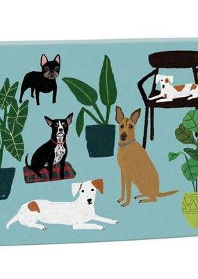 Roger La Borde Boxed Notecards Dog Palais