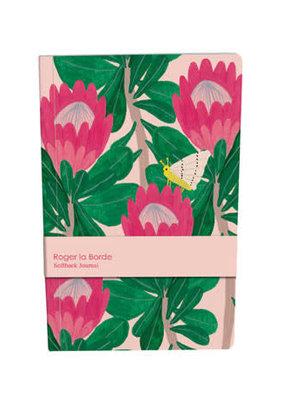 Roger La Borde Softback Journal A5 King Protea Lined