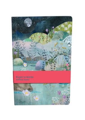 Roger La Borde Softback Journal A5 Dreamland Lined