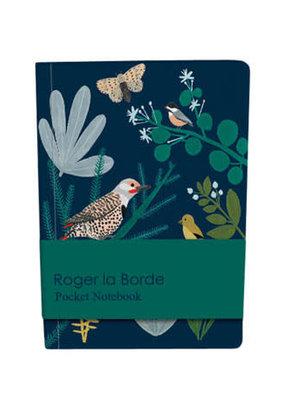 Roger La Borde Pocket Notebook Chicago School