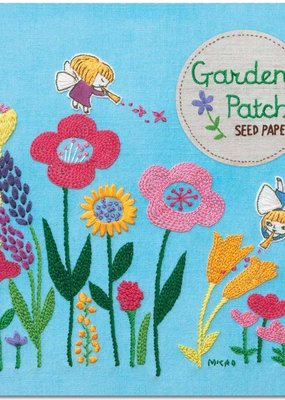 noted Garden Patch Wildflower Seed Paper