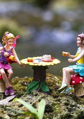 Safari Fairy Tea Party Set