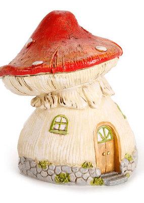 Darice Mushroom House 4 x 4.75 inches