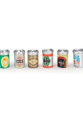 Timeless Minis Mini Beer Cans