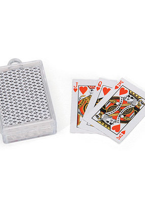 Timeless Minis Mini Playing Cards