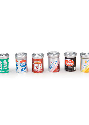 Timeless Minis Mini Soda Cans