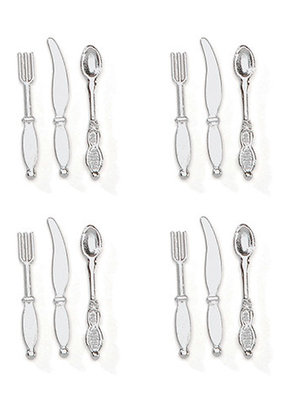 Timeless Minis Mini Silverware Set