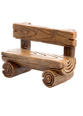 Timeless Minis Mini Log Look Bench