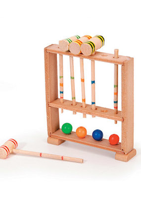 Timeless Minis Mini Croquet Set