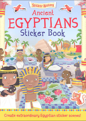 IPG Sticker Book Ancient Egyptians
