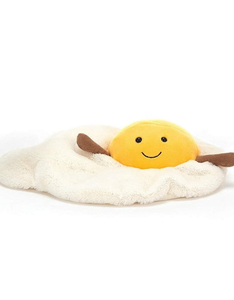 Jellycat Amuseables Fried Egg