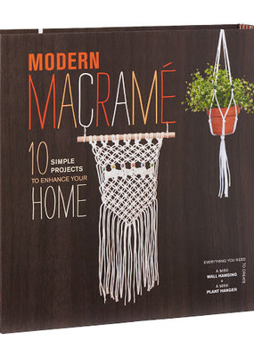 Quarto Publishing Modern Macrame