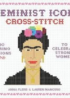 Running Press Feminist Icon Cross Stitch Patterns