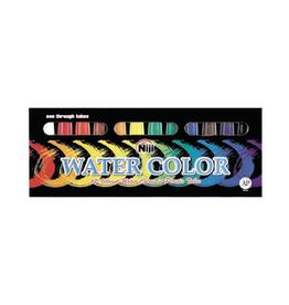 Yasutomo Niji Watercolor Set 12 Tubes
