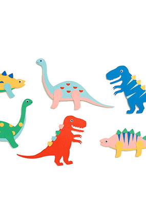 Waste Not Dinosaur Paper Activity Kit