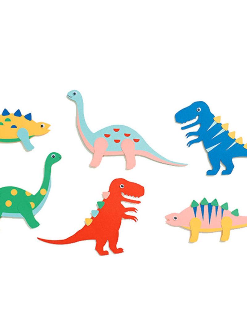 Waste Not Dinosaur Paper Activity Kit