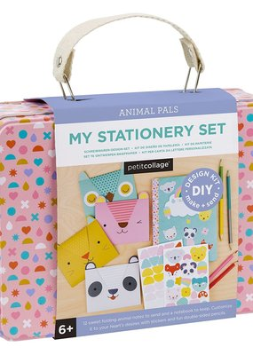 Petit Collage My Stationery Set DIY Design Kit