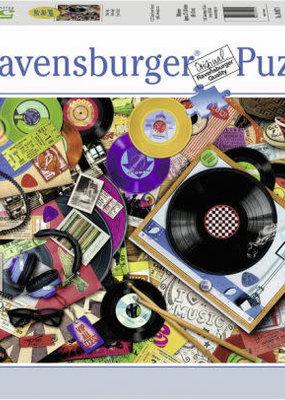Ravensburger Puzzle Viva le Vinyl
