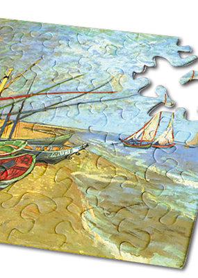 Curiosi Mini Puzzle Claude Monet
