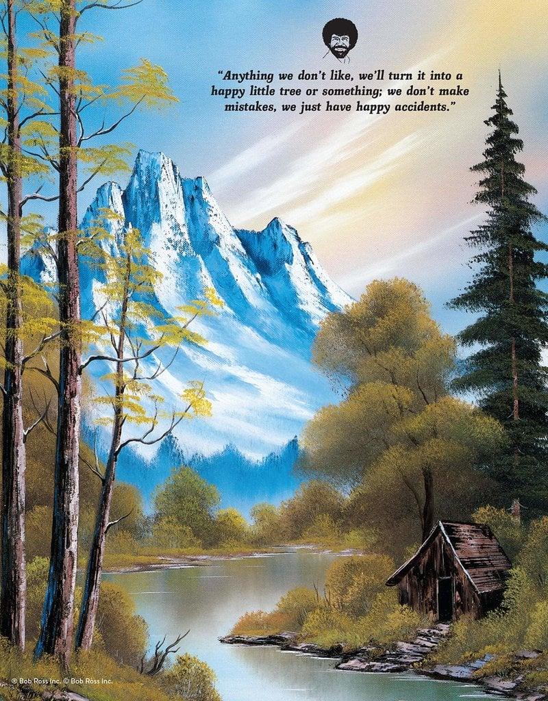 Hachette Bob Ross Poster Book