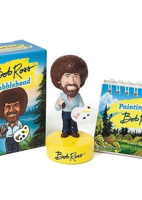 Hachette Bobblehead Bob Ross