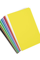Darice Foamies Sheets  Assorted Colors 6 x 9 Inches 40 sheets
