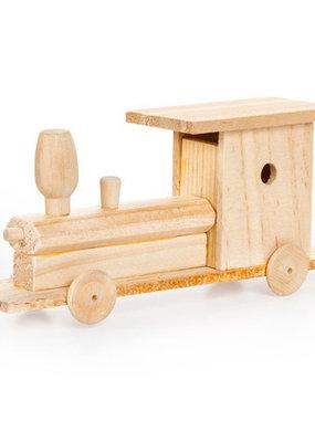 Darice Wood Model Kit Train