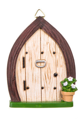 Darice Fairy Door with Knocker and Hook