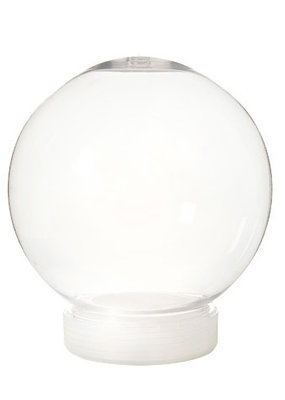 Darice Make Your Own Snow Globe Small