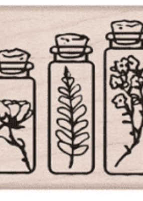 Hero Arts Stamp Three Bottles