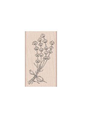 Hero Arts Stamp  Lavender Bunch